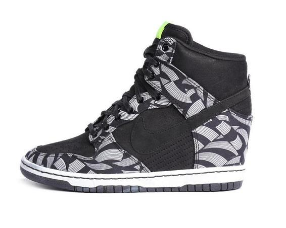 nike-liberty-dunk-sky-hi-black-white-bolt-wedge-trainers-sneakers