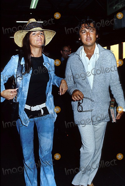 Ali Magraw and Bob Evans in the 70's