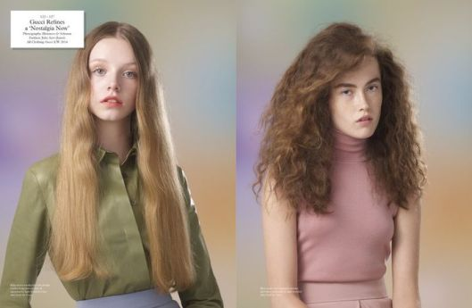 Pop Magazine A/W 2014 photographer by Bloomers & Schum