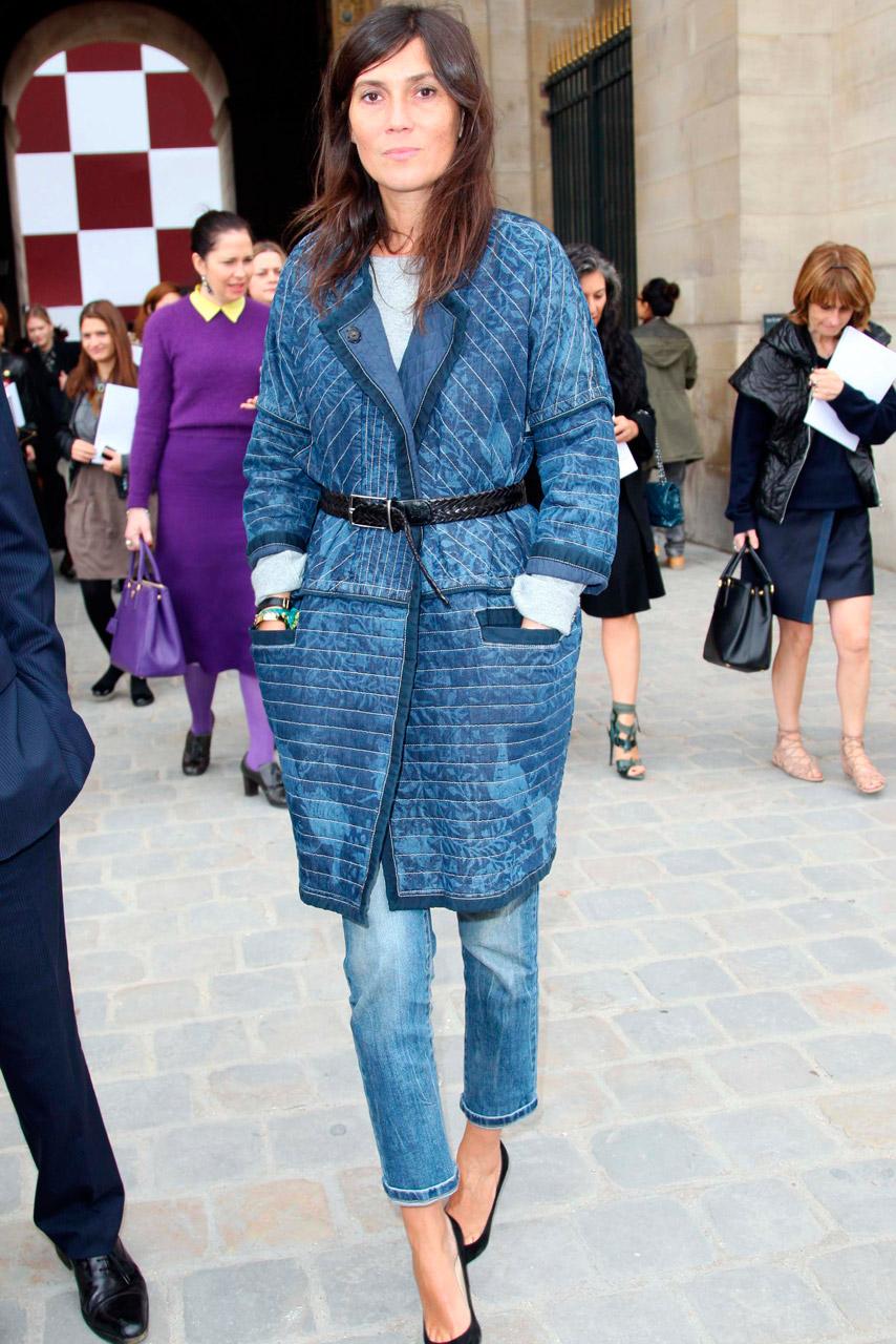Emmanuelle Alt Style Du Monde: Lexyrose Style