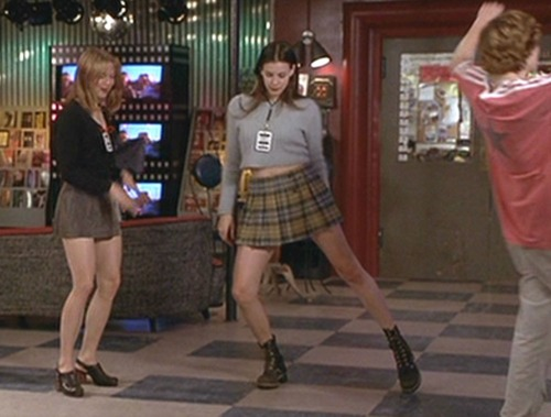 Liv Tyler in 'Empire Records'