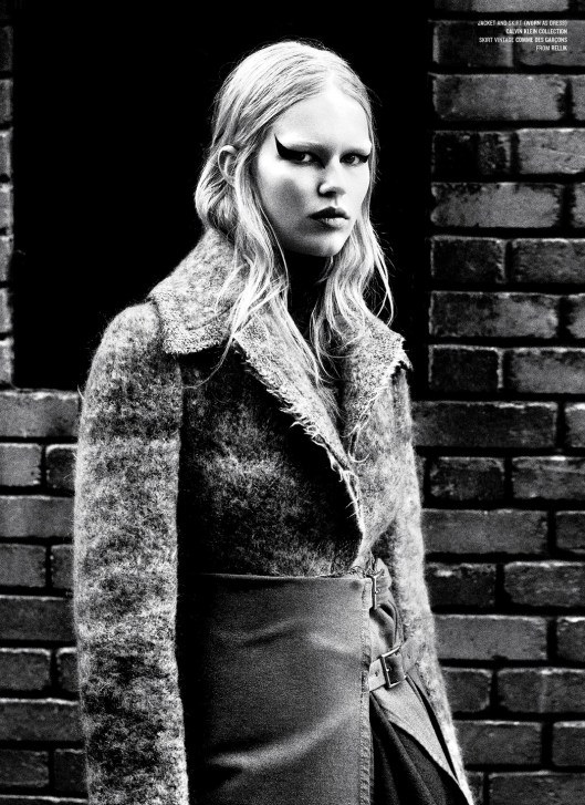 Anna Ewers by Willy Vanderperre for V Magazine Fall 2014 4